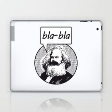 bla-bla Laptop & iPad Skin