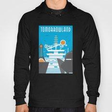 Tomorrowland Travel Post… Hoody