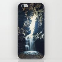 Within the Slot Canyon iPhone & iPod Skin