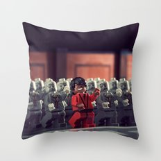 This is Thriller Throw Pillow