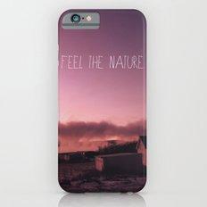 Feel the Nature iPhone 6 Slim Case