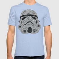 Order 66 Mens Fitted Tee Tri-Blue SMALL