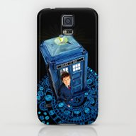 Doctor Who At Arch Of Ti… Galaxy S5 Slim Case