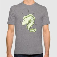 Sparks Mens Fitted Tee Tri-Grey SMALL