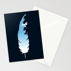 Wind Wave Stationery Cards