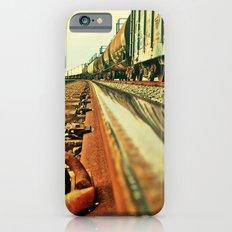 Train Track iPhone 6s Slim Case