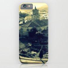 Panorama of Arnedillo iPhone 6 Slim Case