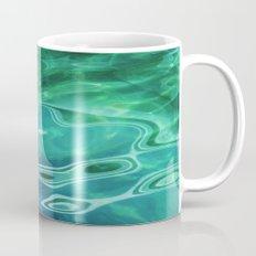 Water / H2O #67 (Water Abstract) Mug