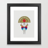 Pachamama Framed Art Print