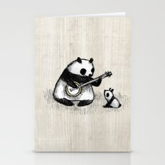 Banjo Panda Stationery Cards