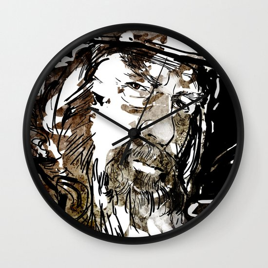 Gandalf Wall Clock