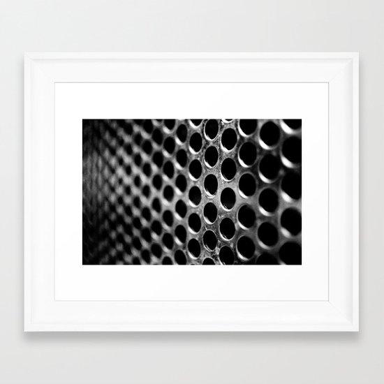 OO Framed Art Print