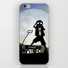 McFly Kid iPhone & iPod Skin