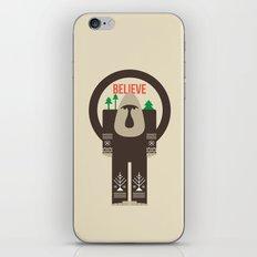 Believe Skoggs Troll iPhone & iPod Skin
