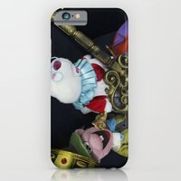 iPhone & iPod Case featuring Alice in Wonderland by Faith Buchanan