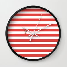 Dude.. I'm right here Wall Clock
