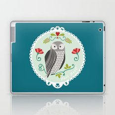 Piccola Damigella Gufo Laptop & iPad Skin
