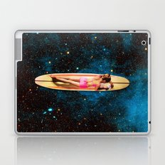 Pleiadian Surfer Laptop & iPad Skin
