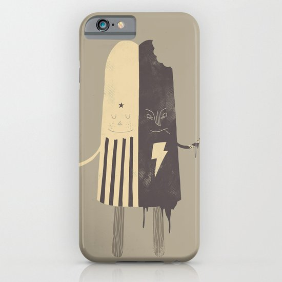 Non-Identical Twins iPhone & iPod Case