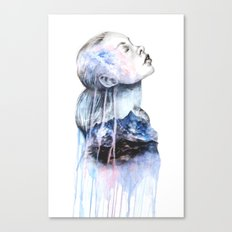 Interlude II Canvas Print