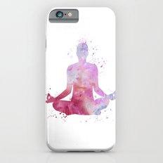 Yoga - Lotus pose  Slim Case iPhone 6s