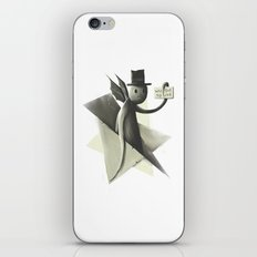 Will die to live iPhone & iPod Skin