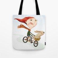 Bicicleta Tote Bag