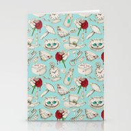 Wear To Wonderland – S… Stationery Cards