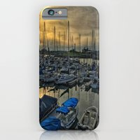 Sunset In Shoreline iPhone 6 Slim Case