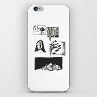 Comic Strip iPhone & iPod Skin