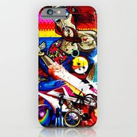 Hipster Jesus  iPhone 6 Slim Case