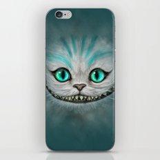 Smile Cat - CHESIRE iPhone & iPod Skin
