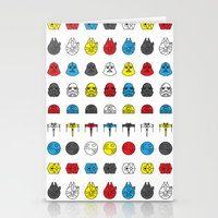 Balance In The Force Stationery Cards