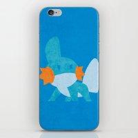Mudkip iPhone & iPod Skin
