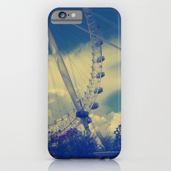 London Eye III iPhone & iPod Case