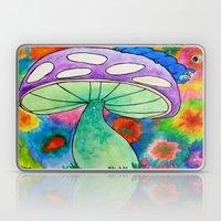 Go Ask Alice Laptop & iPad Skin