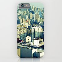 Concrete Sampa City iPhone 6 Slim Case