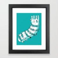 Bracelets and trinkets Framed Art Print