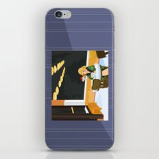 Automat by Hopper iPhone & iPod Skin