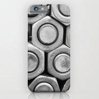 STUDS (b&w) iPhone 6 Slim Case