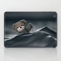 Riding The Waves iPad Case