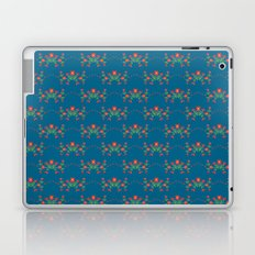 Small floral kitchen collection blue Laptop & iPad Skin