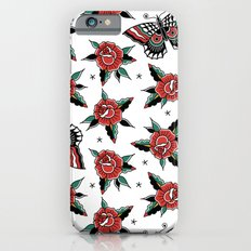 Butterfly Classic Tattoo… iPhone 6 Slim Case