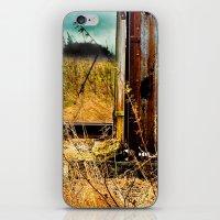 The Rail iPhone & iPod Skin