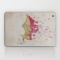 LadyPink Laptop & iPad Skin