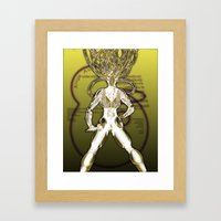 Interface Framed Art Print