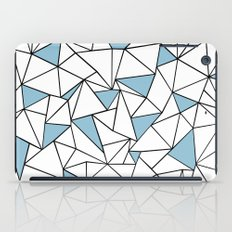 Ab Out Blue Blocks iPad Case