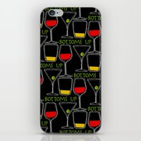 Bottoms Up iPhone & iPod Skin