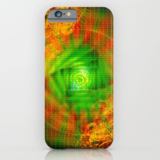 A Vintage Vortex iPhone & iPod Case