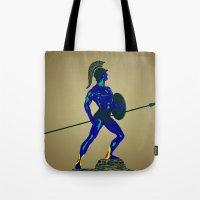 Achiles - Weakness Visio… Tote Bag